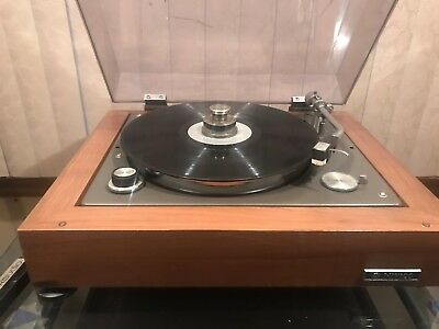 JVC/Nivico SRP-471E Idler Drive Turntable , All Original , Excelelent Condition