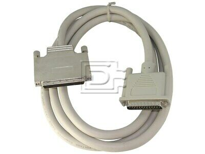 LVD U320-0.3 meter External HD68 male to HD68 male SCSI Cable 1 ft