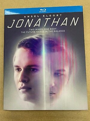 Jonathan Blu-ray 2019 With Slip Cover NEW