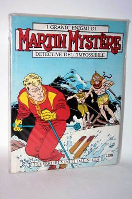 Martin Mystere I Guerrieri Venuti Dal Nulla Numero 115 1991 Bonelli It As3 60844