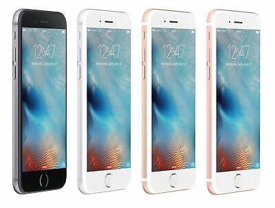 "Apple iPhone 6S 4.7"" Display 64GB Factory GSM Unlocked AT&T T-Mobile Smartphone"