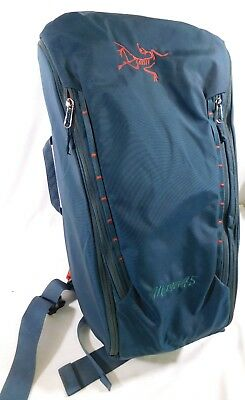 b75df21d31 Arc'Teryx Miura 45 L backpack Rock climbing gear backpack LIGHTLY USED  EXCELLENT