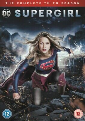 NEW Supergirl Season 3 DVD