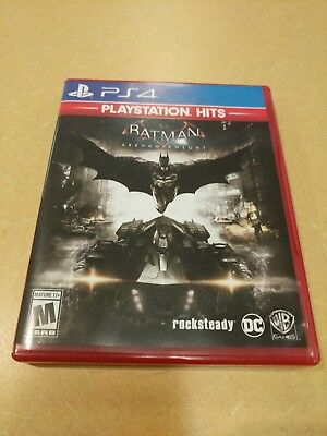 Batman: Arkham Knight - PlayStation Hits PS4