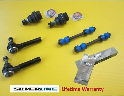 Suburban; Gmc sierra yukon Xl; Hummer h2; Front Upper Control Arm /& Ball Joints/… Silverado New 13 Piece Front Suspension Kit for For Chevrolet Avalanche