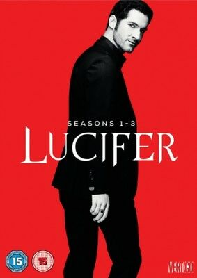 NEW Lucifer Seasons 1 to 3 DVD