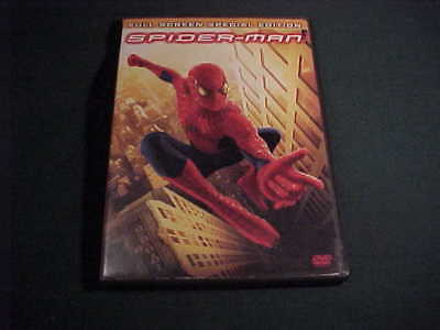Spider-man - Full Screen Special Edition - 2-Discs - 2002 (62)