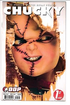Chucky #1, Photo Cover, Child's Play, Ddp (2007)