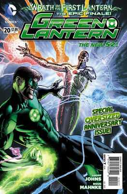 GREEN LANTERN #20, FIRST MENTION OF JESSICA CRUZ, New, DC New 52 (2013)