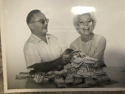 Carol Channing Hello Dolly Singer Actress Comedian Original Photograph 1957