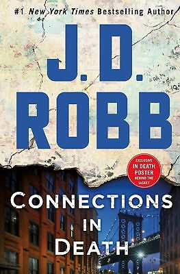 J.D.Robb Connections In Death ( pdf, epub) 2019 NY TIMES BEST SELLER