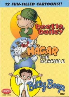Beetle Bailey & Betty Boop & Hagar [Import]