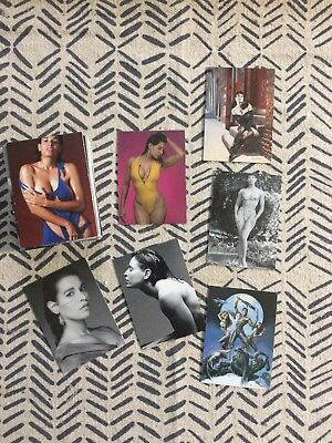 "Complete set of 72 ""Images of Josephine"" cards. Boris and Julie. Risque! Adult."