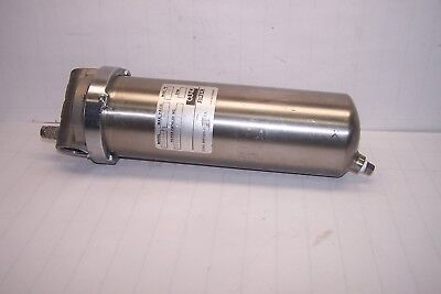 Cuno Ct Series Stainless Steel Cartridge Filter Housing Ct101A 300 Psig 200 F 5""