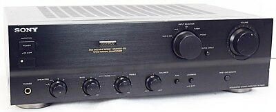 SONY Integrated Stereo Amplifier TA - F 461 R, 190157