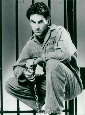 Mark Harmon as Ted Rundy The Deliberate Stranger. - Vintage photo