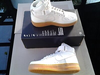 on sale 92908 04b43 Nike WMNS Air Force 1 HI SE creme Hash Womens NSW Gr. 36,5