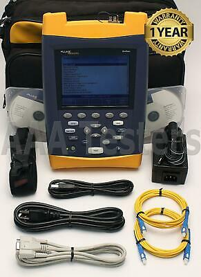 Fluke Networks OF-500 OFTM-5730 OptiFiber SM Fiber OTDR w/ VFL OFTM5730 OF500