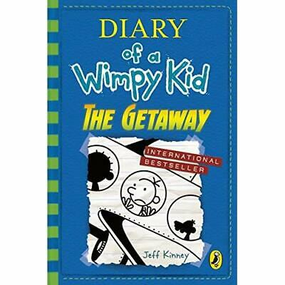 Diary of a Wimpy Kid: The Getaway (book 12) (Diary of  - Paperback / softback N