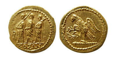 PCW-R4655-THRACE, Dynasts of Koson. mid to early 1st century BC. Gold Stater.