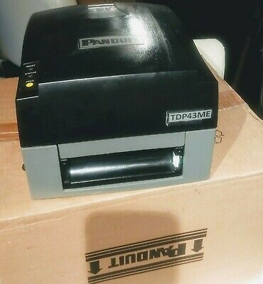 Panduit TDP43ME Thermal Transfer Printer by Panduit