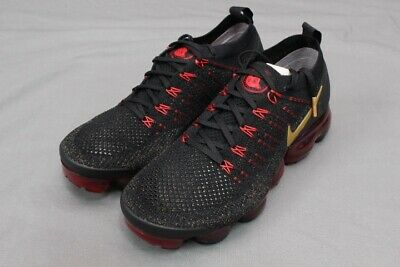 d7c877f33d Nike Air Vapormax Flyknit 2 Chinese New Year Black/metallic Gold Bq7036-001