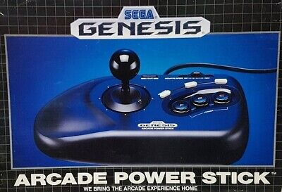SEGA GENESIS ARCADE Power Stick - best Mega Drive accessories