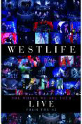 Westlife - The Where We Are Tour Nuovo DVD