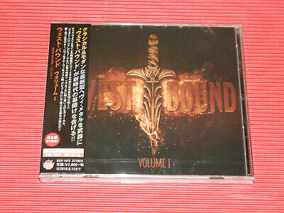 2019 WEST BOUND VOLUME 1  with Bonus Track JAPAN CD