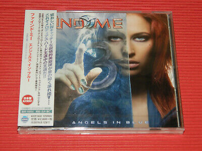 2019 FIND ME Angels In Blue  with Bonus Track JAPAN CD