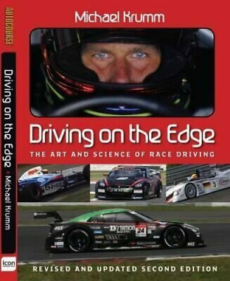 Driving on the Edge 2015 The Art and Science of Race Driving 9781910584071