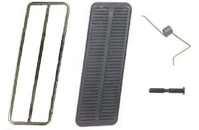 1967-1981 GM Car Gas Accelerator Pedal Pad, Trim, Pin & Spring Included