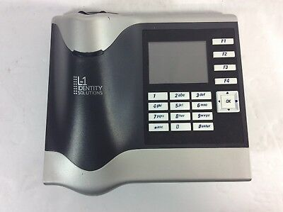 BioScrypt LCD V-Station 4G Biometric Access Control Fingerprint ReaderScanner-DG