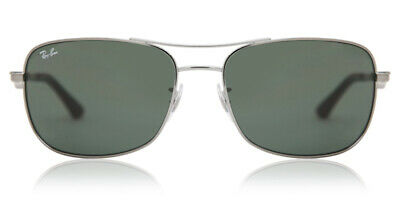 11611a508d RAY-BAN RB3515 MEN S Anti-Reflective Sunglasses with Gunmetal Black ...