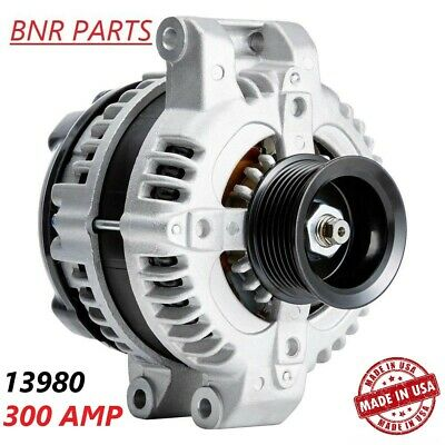 300 AMP ALTERNATOR Acura Honda High Output Performance HD USA NEW