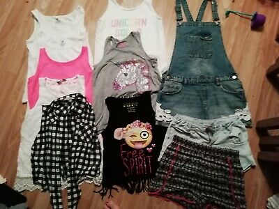 Girls Summer Bundle Age 10-12