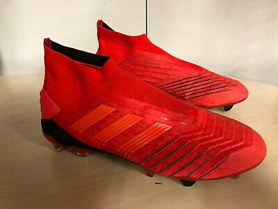 ADIDAS PREDATOR 18.1 FG Football Boots Mens Gents Firm Ground Laces ... 7be62a60c891c