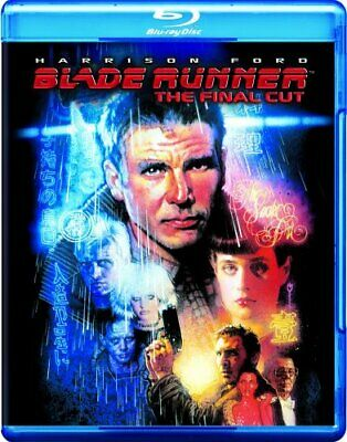 BLADE RUNNER New Sealed Blu-ray The Final Cut Harrison Ford
