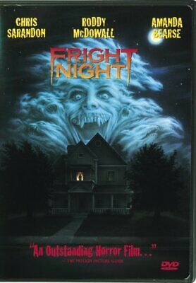 FRIGHT NIGHT 1985 New Sealed DVD Chris Sarandon