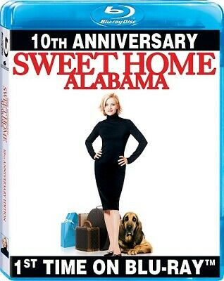 SWEET HOME ALABAMA New Sealed Blu-ray 10th Anniversary Edition Reese Witherspoon