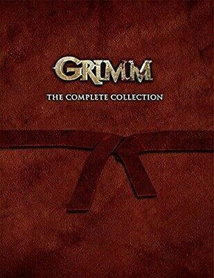 GRIMM TV SERIES THE COMPLETE COLLECTION New 29 DVD Set Seasons 1 2 3 4 5 6