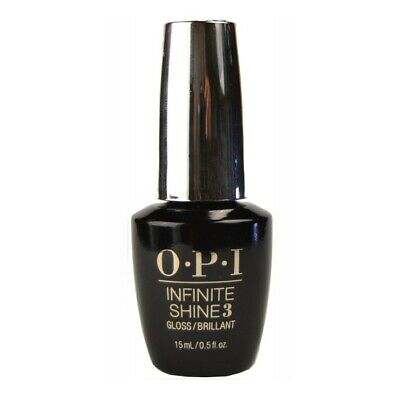 OPI Infinite Shine 3 - Gloss Top Coat - 0.5oz / 15ml
