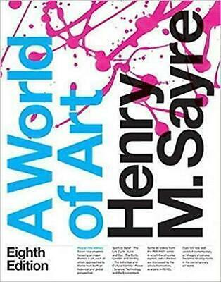 PDF A World of Art 8th Edition by Henry M.SayreInstant Email Delivery