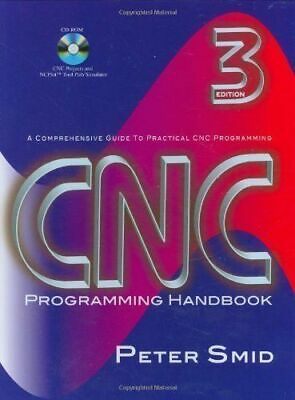 [PDF] CNC Programming Handbook, 3rd Edition by Peter Smid Instant Email Delivery