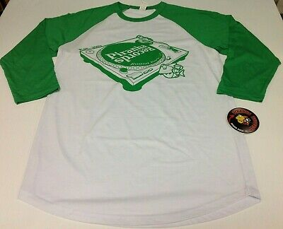 Official Piranha Records Turntable Red Shirt M-XL Screen Printed ALSTYLE