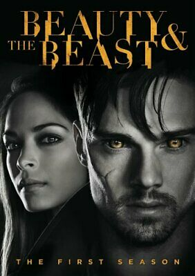 BEAUTY AND THE BEAST SEASON 1 New Sealed 6 DVD Set Kristin Kreuk