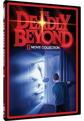 THE DEADLY BEYOND 11 MOVIE COLLECTION New DVD Pulse Spacehunter Krull The Hearse