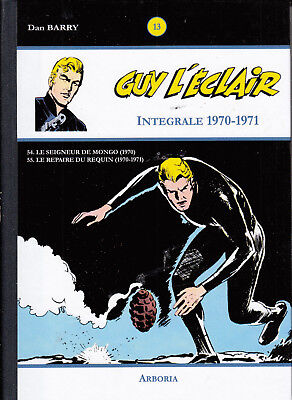 Guy l'éclair  integrale tome 13   1970-1971