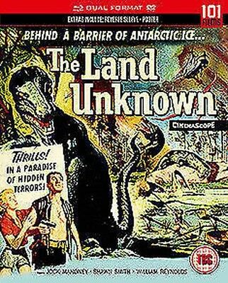 The Land Unknown Blu-Ray + DVD Blu-Ray Neuf (101FILMS322)