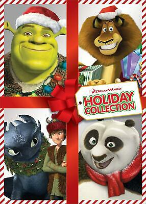 The Dreamworks Holiday Collection (Shrek the Halls / Merry Madagascar / Gift...
